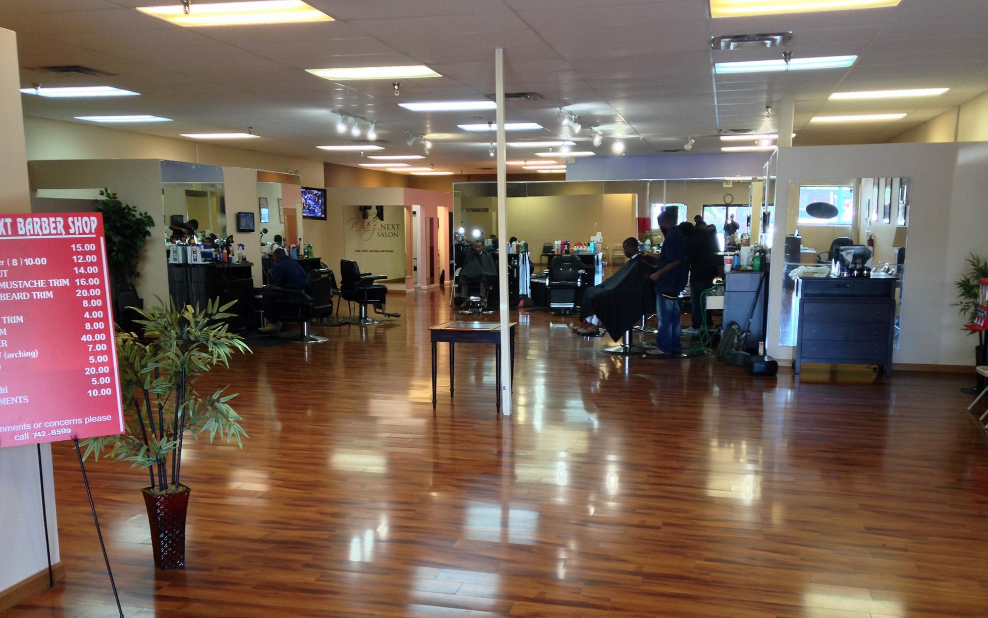 Whoz Next Barbershop & Salon